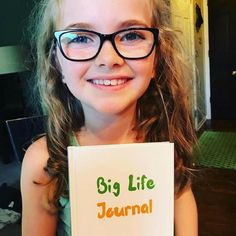The Big Life Journal is the world& first growth mindset journal for kids. It teaches perseverance, grit, self-belief, positive thinking, and more. Growth Mindset For Kids, Life Journal, Self Regulation, Life Challenges, Social Emotional Learning, Home Schooling, Kids Gifts, Girl Scouts, Elementary Schools