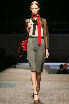Prada Fall 2014 Menswear Fashion Show