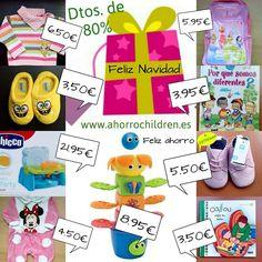 Te gusta? Pues esto sólo es un pequeño detalle de lo que puedes encontrar  #niños #Navidad y #regalos a precios de risa en www.ahorrochildren.es