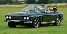 Used 2015 Jensen Interceptor for sale in Essex from Vintage & Prestige Automobiles Ltd..