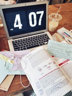 jasmine-and-totoro:  I'm studying for my chemistry placement test, so I took out my past prep book and started from the beginning (because I forgot everything). My plan is just to make flashcards to review for the plane rides to and back from China!