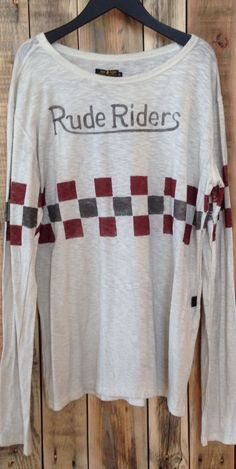 Rude Riders Motorcycle Fashion, Motorcycle Style, Attitude, Graphic Sweatshirt, Rock, Sweatshirts, Music, Sweaters, Inspiration