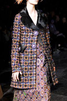 Look FW 12/13 de Louis Vuitton