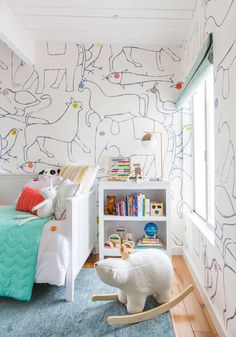Stylish wallpapers your kids will enjoy