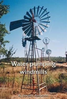 How Water Pumping Windmills Work For Off The Grid Living — Info You Should Know #OffTheGridPower