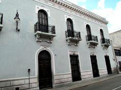 MERIDA YUCATAN - SPANISH COLONIAL HOUSE