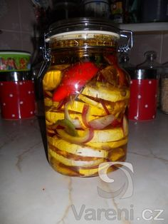 No Salt Recipes, Cooking Recipes, Healthy Recipes, Russian Recipes, Pickles, Food And Drink, Veggies, Appetizers, Treats