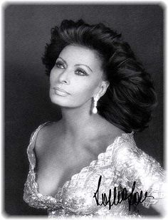 Sophia Loren - Definition of beauty