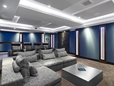 Home Theater Seating <3