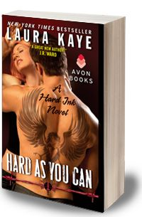 Hard Ink - Book 2. Ever since hard-bodied, drop-dead-charming Shane McCallan strolled into the dance club where Crystal Dean works, he's shown a knack for getting beneath her defenses. For her little sister's sake, Crystal can't get too close. Until her job and Shane's mission intersect, and he reveals talents that go deeper than she could have guessed.