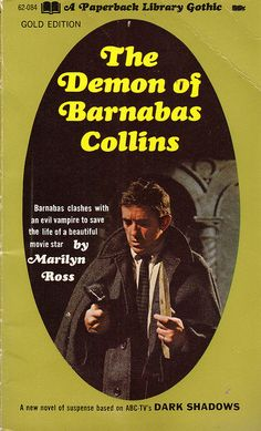 The Demon of Barnabas Collins by Marion Ross
