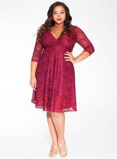 Francesca Lace Dress in Garnet - We've update our classic Francesca Dress this season - in a lust worthy lace! A quintessential piece for every woman's closet this stand out cocktail dress transitions easily from cocktail to evening. Keep it classic with a pair of nude strappy heels and a pair of chandelier earrings or go all out glam by pairing with a statement necklace.