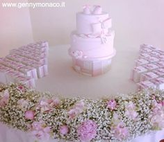 Baby party design and arrangement