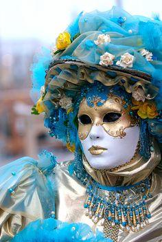 Maschera Carnevale di Venezia 2008