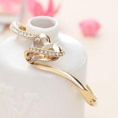 Austrian Crystal Rhinestone Tassel Long Bridal Dangle Drop Earrings Birthday Gift Fashion Jewelry Pink Simp-j P1 Like if you remember www.lolfashion.ne... #Jewelry #shop #beauty #Woman's fashion #Products