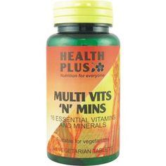 Health Plus - Multi Vits N Mins 30VTabs