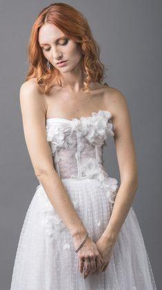 La collezione Plumeria di More Wedding Wonderland