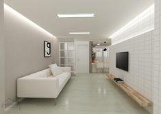 넓어보이는 25평 아파트 인테리어 예쁜집 : 네이버 블로그 Tv Shelf, Shelves, Simple Designs, New Homes, House Design, Living Room, Interior Design, Furniture, Home Decor