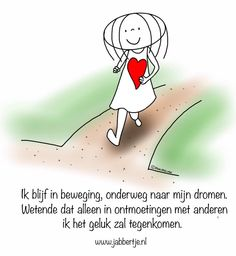 ik blijf in beweging #jabbertje