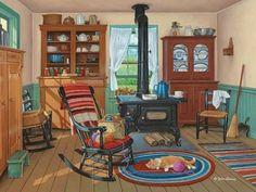 Artist John Sloane (540 pieces)