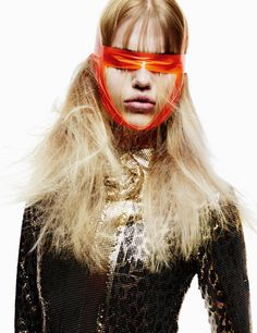 Daphne Groeneveld is photographed by Greg Kadel for Numero MagazineJune July Styled by Сharles Varenne. Hair by Dennis Lanni. Make-up by Frank B. Ad Fashion, Weird Fashion, Editorial Fashion, Fashion Beauty, Artistic Photography, Beauty Photography, Editorial Photography, Fashion Photography, Greg Kadel