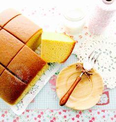 Gula melaka yoga cotton cake