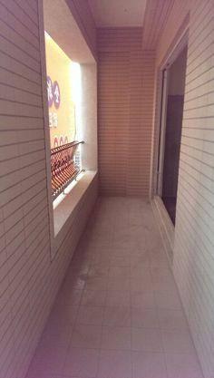 Bedroom balcony  100cm*627cm