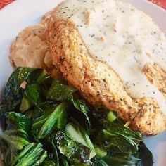 COUNTRY-FRIED CUTLET is our new Seitan Cutlet Special and it starts tonight! Country-fried house-made Seitan cutlet with a crispy crunchy vegan buttermilk coating. Black Pepper Cream Gravy and sautéed Collard Greens. (#vegan) Available on our Dinner menu starting at 5 p.m. Starts on a Wednesday and runs for a week. by veggiegalaxy March 30 2016 at 09:22AM