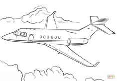 27+ Best Image of Jet Coloring Pages . Jet Coloring Pages Jet Airplane Coloring Page Free Printable Coloring Pages #coloring #coloringpages  #freecoloringpages Airplane Coloring Pages, Preschool Coloring Pages, Coloring Pages For Boys, Cartoon Coloring Pages, Coloring Pages To Print, Coloring Book Pages, Cartoon Airplane, Airplane Drawing, Free Coloring Sheets