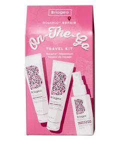 Briogeo | Rosarco Repair On-The-Go Travel Kit | Cult Beauty