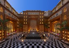 Inner Courtyard | The Leela Udaipur |