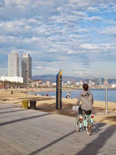 The Med.....Barcelona