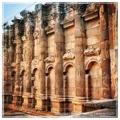 #baalbek #temple #lebanon #church #castle #art #architecture #columns #ruins #colonnade #old #stone #sculpture #statue #photo #photographer #photos #photography #myphoto #travel #holiday #sun