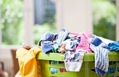 7 Tricks That Make Laundry Day Way Easier