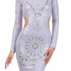 163e75491a4 Colleen Lilac Glitzy Dress. Claudia Myers · Claudia Myers Boutique