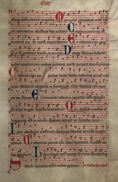 Moosburger Graduale um 1360 Moosburg Cim. 100 (= 2° Cod. ms. 156)  Folio 359