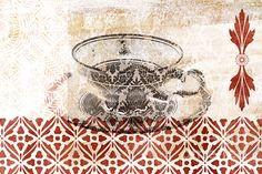 Teacup texture