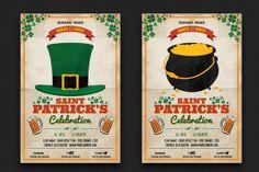 Check out Vintage St. Patrick's Celebration by creativeartx on Creative Market