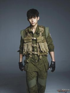 """Tacyeon ♡ #2PM // Crossfire CF """"Game Over"""""""