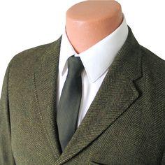 Vintage 1960s Fieldshire Menswear Jacket Sport Coat Sportcoat from vintagemerchant on Ruby Lane