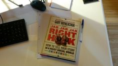 Jab, Jab, Jab, Right Hook - How to Tell Your Story in a Social World