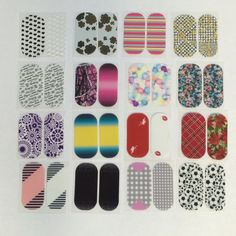 16 Jamberry pedicure packs, some discontinued 16 Jamberry pedicure packs, some discontinued. These two wraps can cover 10 toes for up to 4-6 weeks! See website for applications instructions. Save money all summer with the perfect pedicure! Jamberry Makeup
