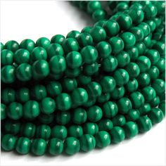Emerald Green Beads ~ Sat 13th Dec 2014