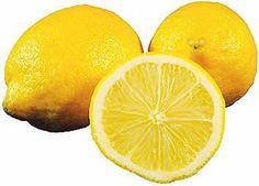 Citróny - Plody citrónovníka
