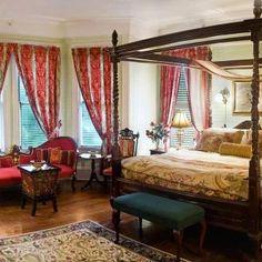 Idées déco pour une chambre vintage