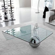 Мебель из стекла - прозрачная чистота стекол от Fiam