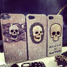iPhone Skull Cases - www.chapnlle.com Mobile Cases, Skull, Phone Cases, Iphone, Skulls, Sugar Skull, Phone Case