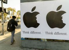 """It's a Movement=> Trump """"Think Different"""" Posters Splash Streets of Hollywood"""