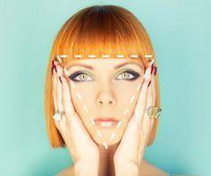 Coiffure visage triangulaire inversé | ghd & vous | http://www.ghdetvous.fr/morpho-coiffure/visage-triangulaire-inverse/