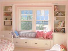 Pencere Önü Koltuk Modelleri -14 - Ev Düzenleme